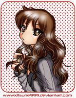 :.Hermione.: by kitsune999