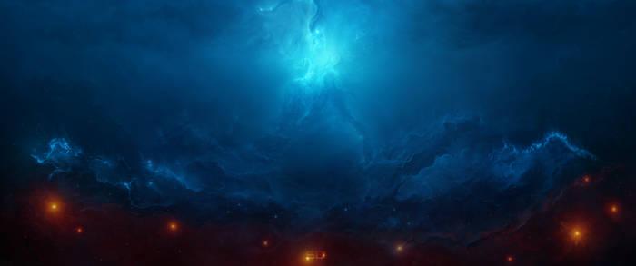 Arch Nebula - 21:9 Ultrawide by StarkitecktDesigns