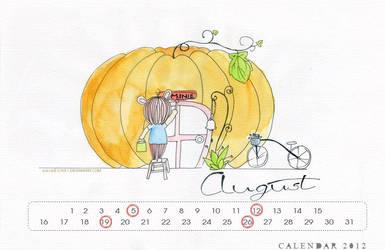 sungmin calendar 2012 by shineunki