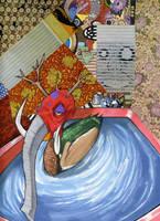 Ducktopusephant by RandomCushing