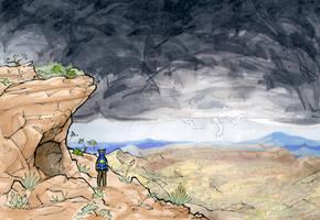 Desert Storm by RandomCushing