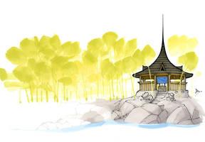 Tiny House by RandomCushing
