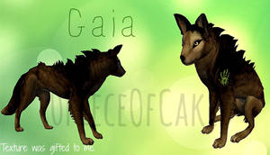 Gaia The Recreation by Jadeycake