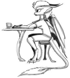 What to draw next?... by CoffeeAddictedDragon