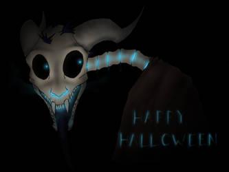 Happy Halloween 2014 by CoffeeAddictedDragon