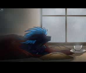 Sick Days by CoffeeAddictedDragon