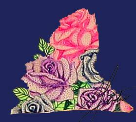 Shattered Rose Garden Piece 03 by LostInOdyssey
