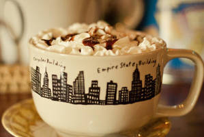 Care for a cup of coffee? by photo-corner