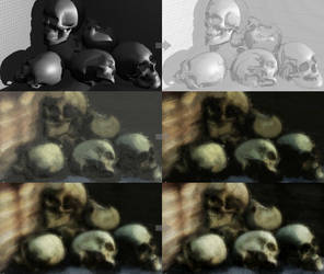 Cranium Collection Workflow by KirkDunne
