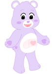 Helping Heart Bear by MacabreHouse