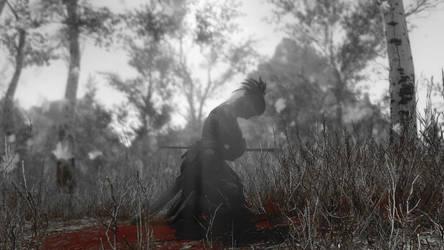 Bury the Pain by Jowain92