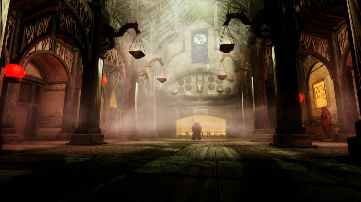 Akaviri Devotion By Jowain92 On Deviantart