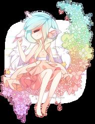 Blush by fawnbun