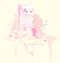 . Rose Milk . by fawnbun