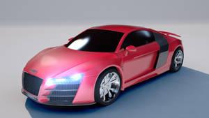 Audi R8 V12 by ficdogg