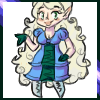 0028 Losa Scondra DD Half-Elf Chibi by NiveusSol