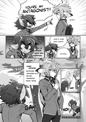 RIKDIK -Page32- by shrimposaurus