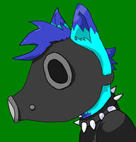 New icon/Shding practice!!! by icestarfalconfire