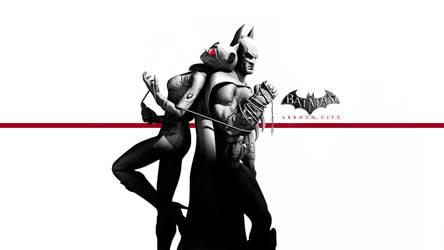 Batman - Arkham City Wallpaper by mininudoidu
