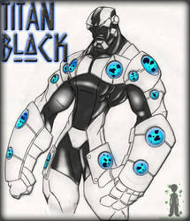 Titan Black Colored by youngyatie