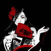Geisha by gibblycat