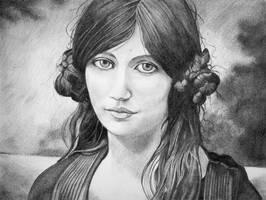 Jeanne Hebuterne by SimonLB