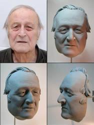 Portrait Jef by Clayed
