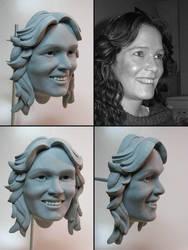 Portrait Joke by Clayed