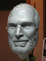 Steve Jobs by Clayed