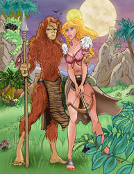 Land of the Lost Characters by MyBeautifulWickednes