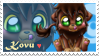 stamp: chibi Kovu by Isi-Daddy