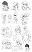 Stream (Avarus) Sketchdump 02 by Isi-Daddy