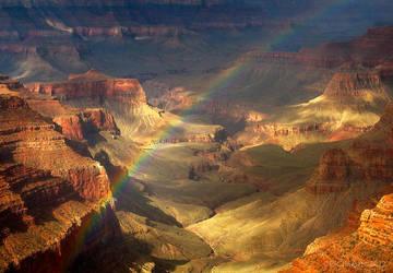 Royal Rainbow by PeterJCoskun