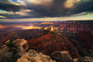 Imperial Evening by PeterJCoskun