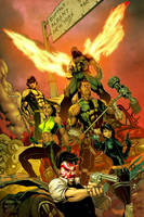 Heroes Planet Random by artmunki