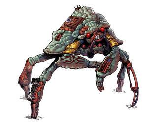 Final-Crab by artmunki