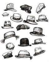 Hats 300 by TheHuntingAccident