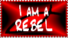 I am a Rebel by Vexic929