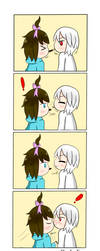 Let`s Share a Pocky Stick Together by Italy-PastaLove