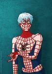 SPIDER-METZ by ArkashaIX
