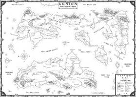 World of Annion -- Commission by stratomunchkin
