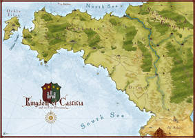 Castitia by stratomunchkin