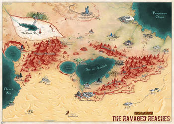 The Ravaged Reaches by stratomunchkin