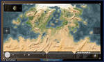 Nathara Planet Map [Battletech] by stratomunchkin
