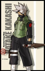 Request:Kakashi by Rukunetsu
