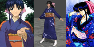 Kasumi - Kaoru (Mod) by TheForgottenSaint47