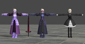 Saber alter - Fate Unlimited codes [UPDATED] by TheForgottenSaint47