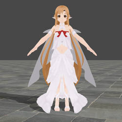 Asuna Yuuki (Fairy Queen) - Sword Art Online by TheForgottenSaint47