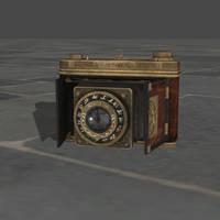 Fatal Frame 5 - Camera by TheForgottenSaint47