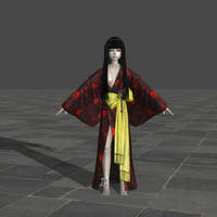 Shiranui - Fatal Frame 5 [UPDATED 2] by TheForgottenSaint47